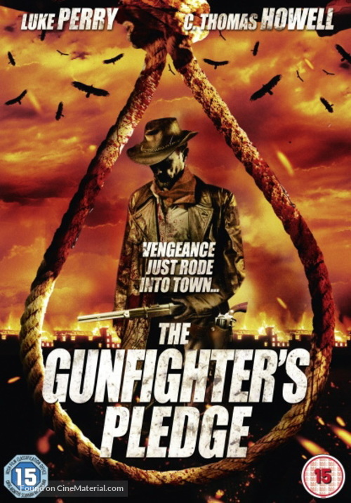 A Gunfighter's Pledge - Movie Poster
