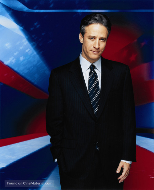 """The Daily Show"" - Key art"