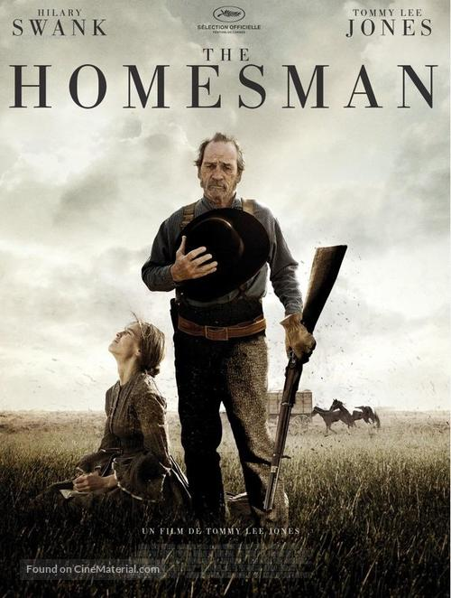 The Homesman - Movie Poster