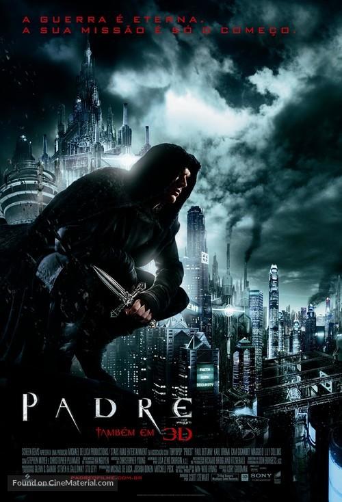Priest - Brazilian Movie Poster