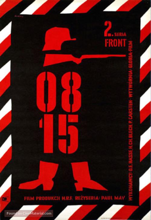 08/15 - Polish Movie Poster