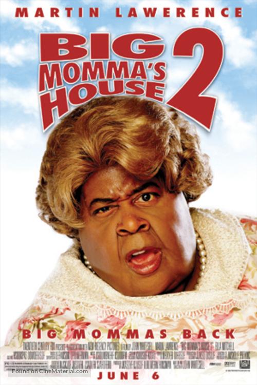 big mommas house 2 movie poster