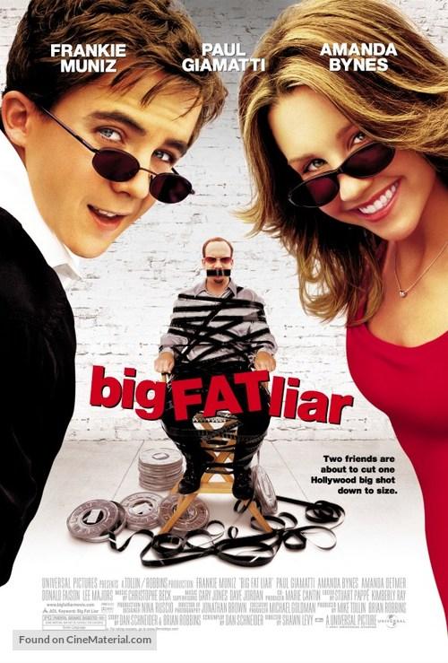 Big Fat Liar - Movie Poster