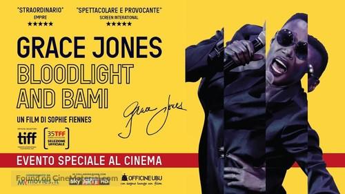 Grace Jones: Bloodlight And Bami