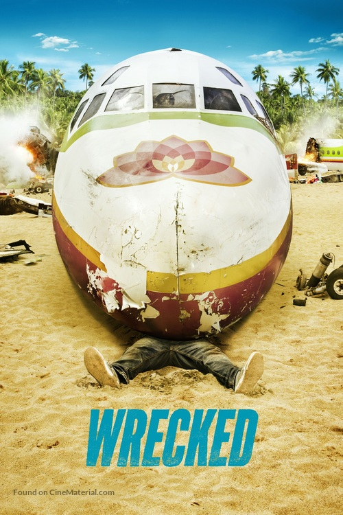 Wrecked - Movie Poster