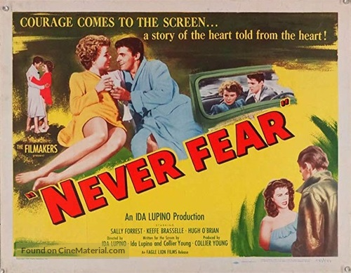 Never Fear - Movie Poster