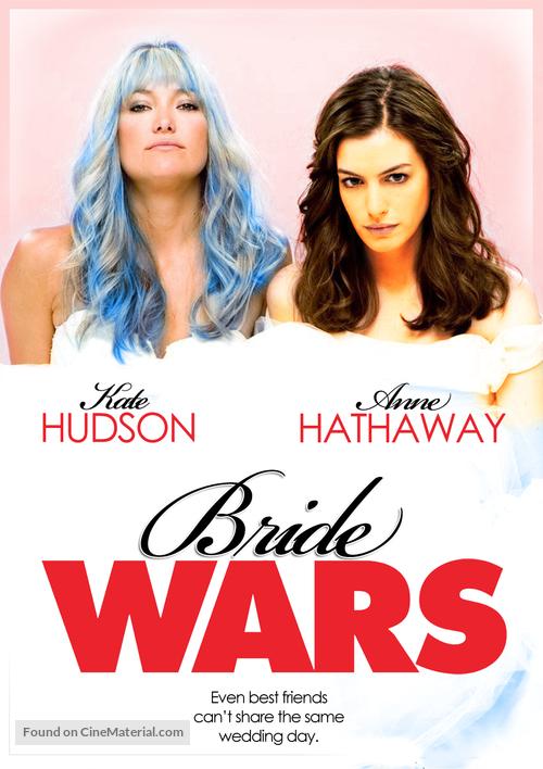 Resultado de imagen de bride wars movie poster