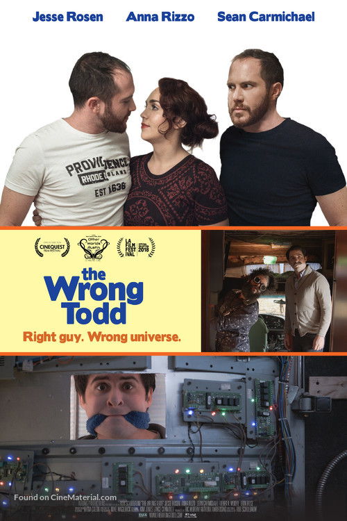 The Wrong Todd - Movie Poster