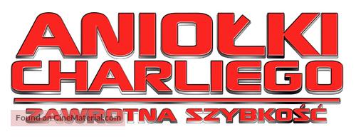 Charlie's Angels: Full Throttle - Polish Logo