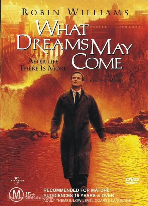 What Dreams May Come - Australian Movie Cover