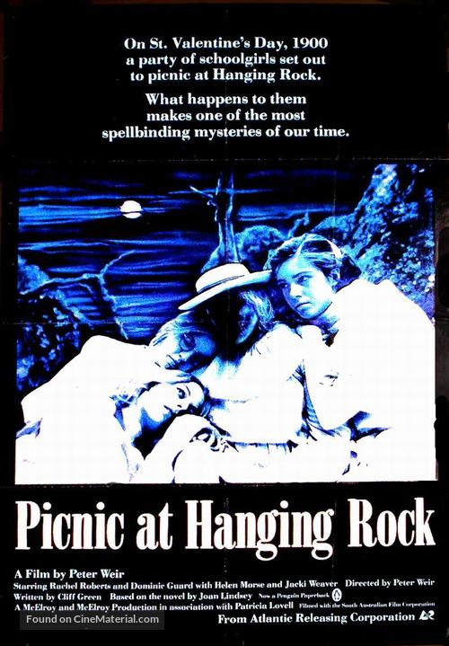 Picnic at Hanging Rock: Australias own Valentines Day
