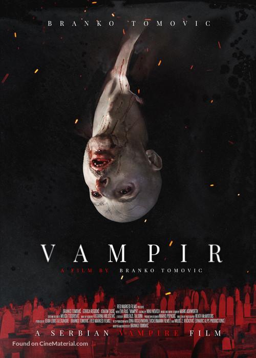 Vampir - British Movie Poster