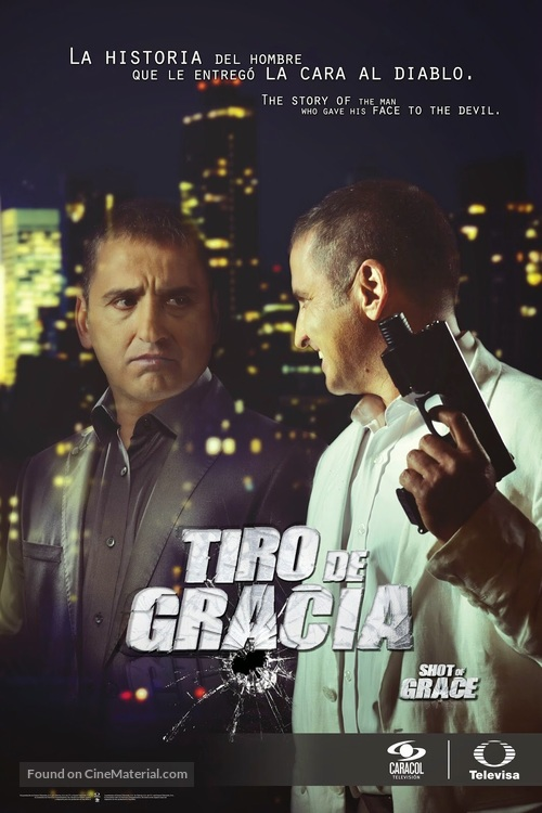 """Tiro de Gracia"" - Colombian Movie Poster"