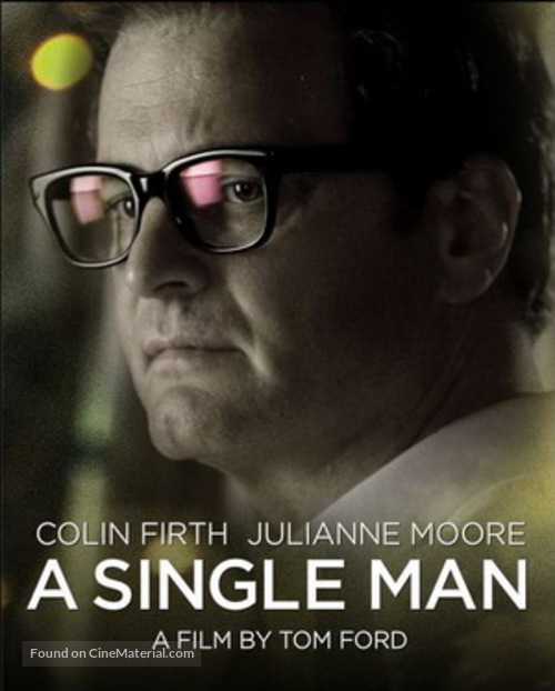 A Single Man - Movie Poster