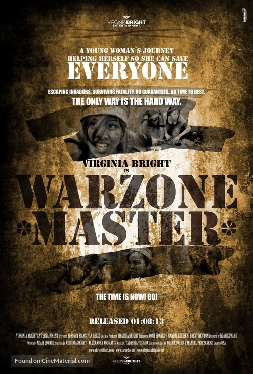 Warzone - Movie Poster