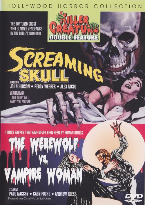 La noche de Walpurgis - DVD movie cover