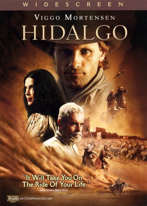 Hidalgo - DVD movie cover