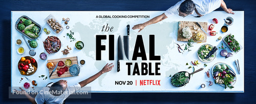 """""""The Final Table"""" - Movie Poster"""