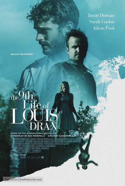 The 9th Life of Louis Drax - Movie Poster