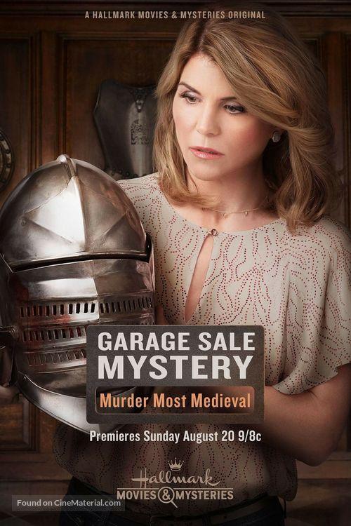 Garage Sale Mystery: Murder Most Medieval - Movie Poster