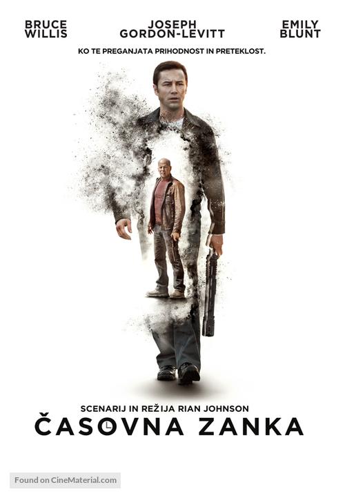 Looper - Slovenian Movie Poster