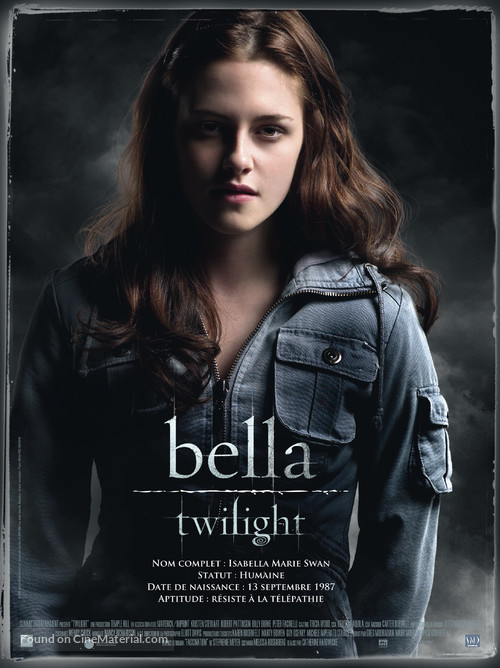 Twilight - French Movie Poster