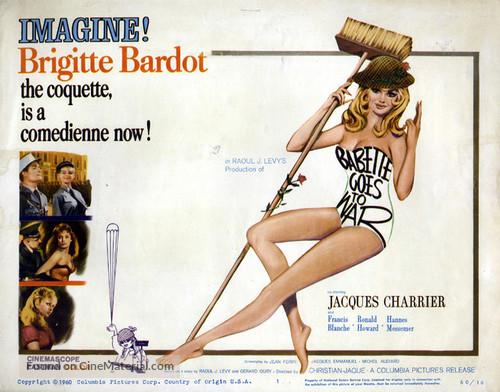 Babette s'en va-t-en guerre - Movie Poster