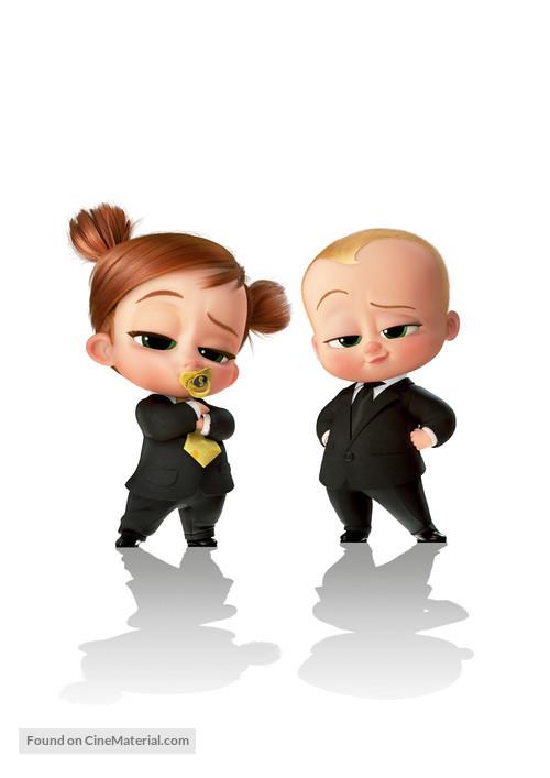 The Boss Baby: Family Business - Key art