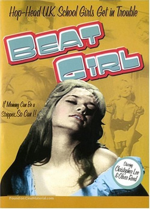 Beat Girl - Movie Cover