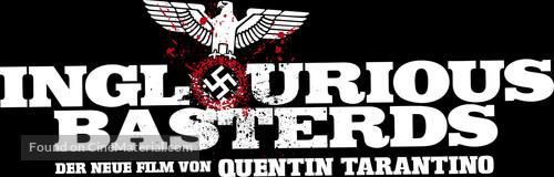 Inglourious Basterds - German Logo