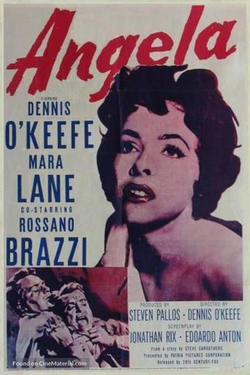 Angela - Movie Poster