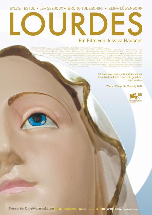 Lourdes - Austrian Movie Poster