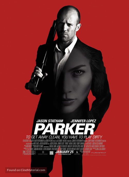 Parker - Movie Poster