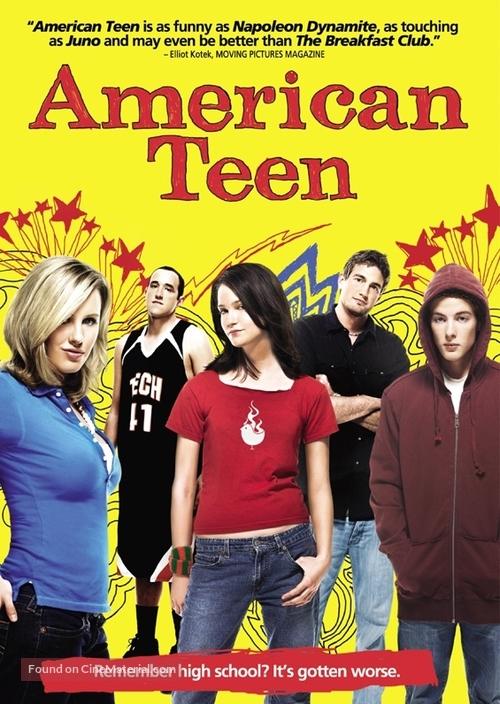 American Teen - Movie Cover