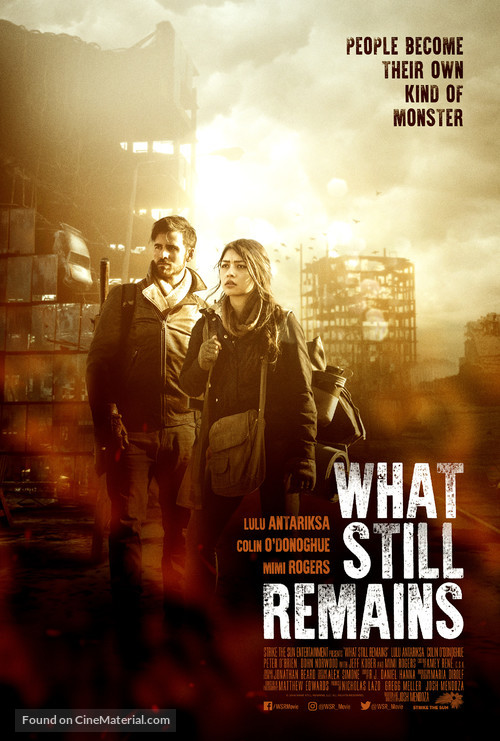 What Still Remains - Movie Poster