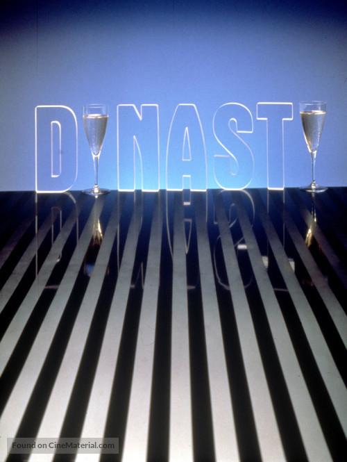 """""""Dynasty"""" - DVD movie cover"""