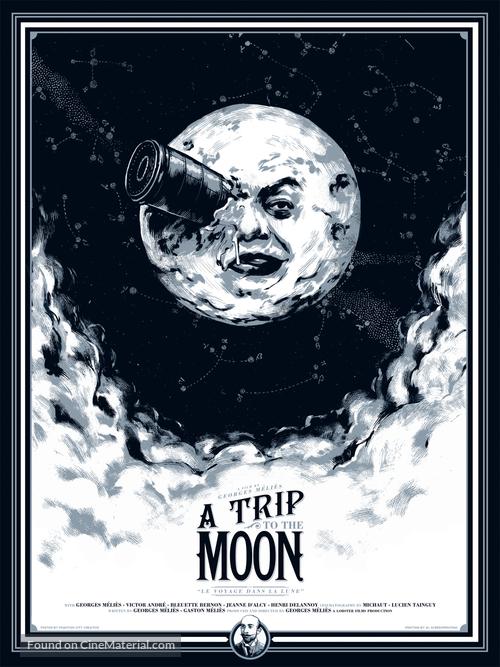 Le voyage dans la lune - Movie Poster