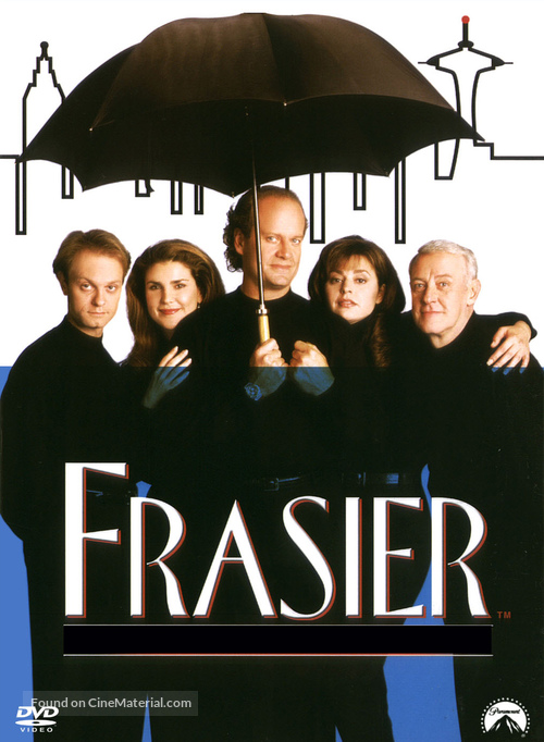 """Frasier"" - Movie Cover"