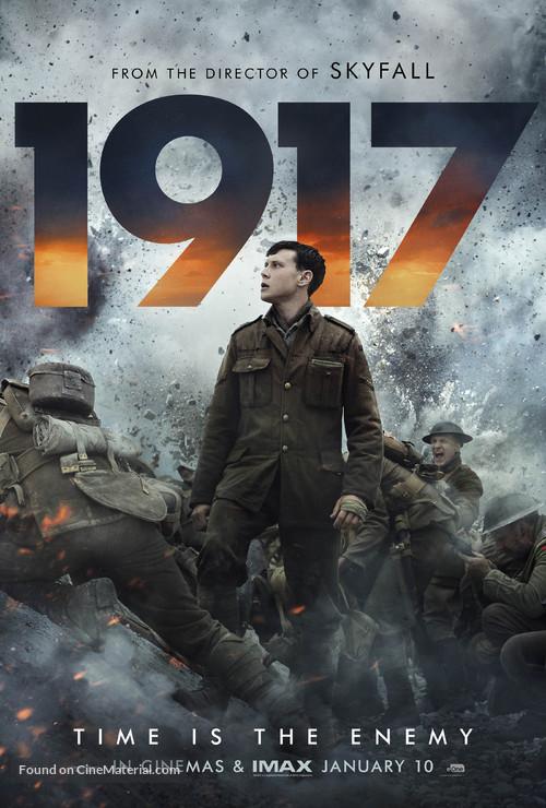 1917 - British Movie Poster