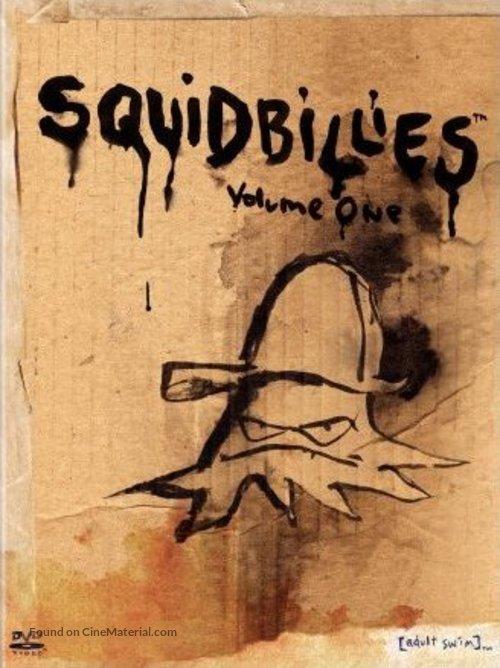 """Squidbillies"" - Movie Cover"