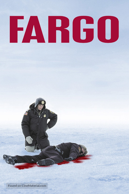 Fargo - DVD movie cover
