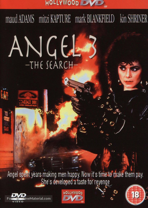 Angel III: The Final Chapter - British Movie Cover