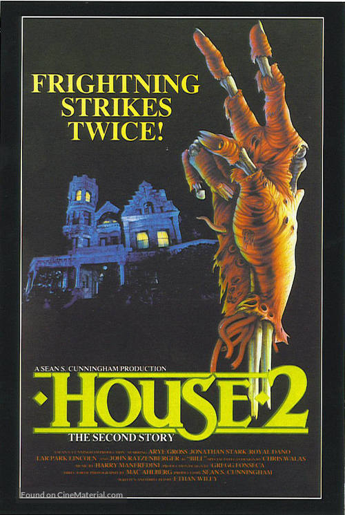 House II: The Second Story - Movie Poster