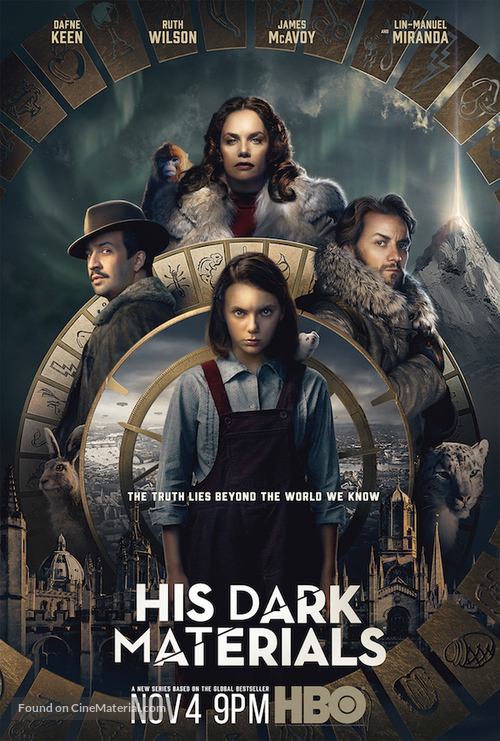 """His Dark Materials"" - Movie Poster"