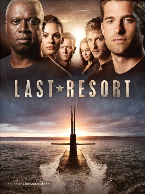 """Last Resort"" - Movie Poster"