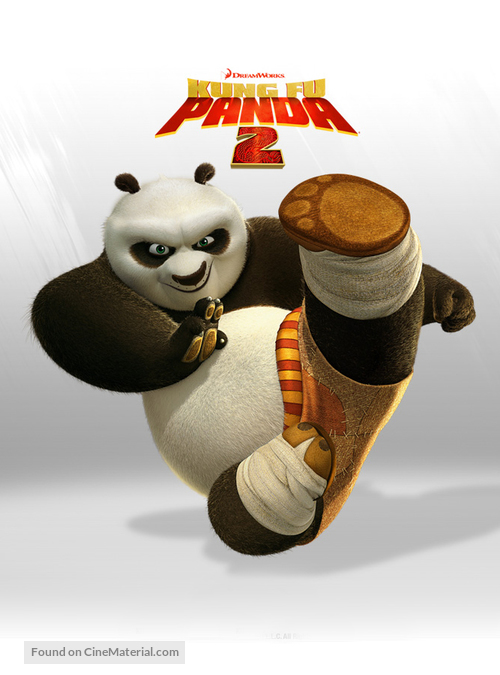 Kung Fu Panda 2 - Slovenian Movie Poster