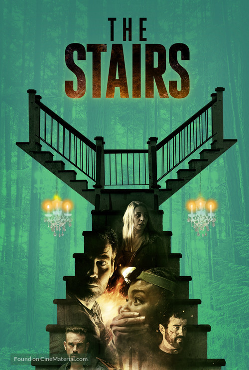 The Stairs - Video on demand movie cover