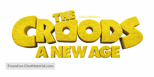 The Croods: A New Age - Logo