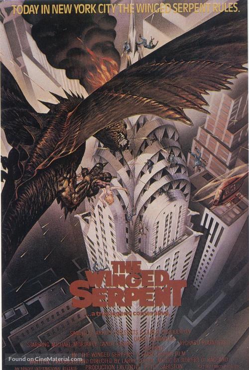 Q - Movie Poster