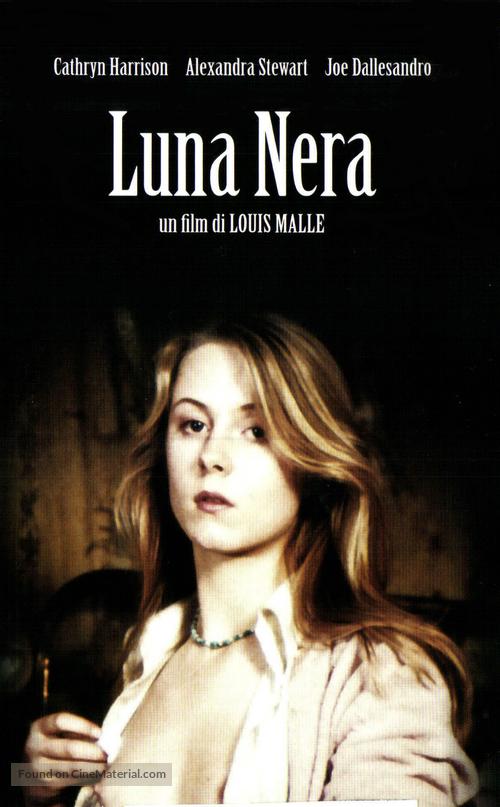 Black Moon - Italian Movie Cover